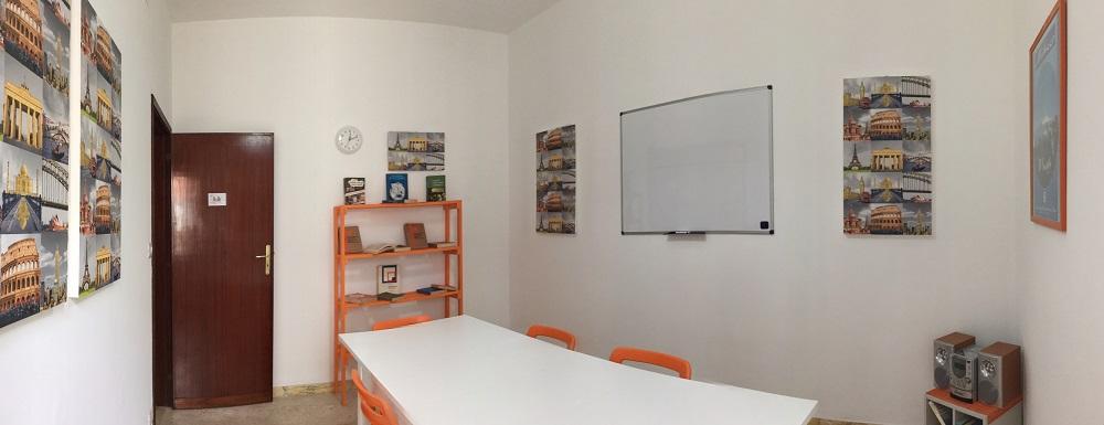 aula M 001