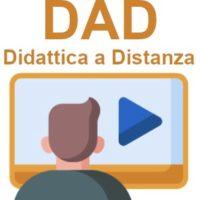 Temporanea attività in sola DAD