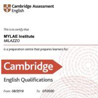 Cambridge Certificate Preparation Centre